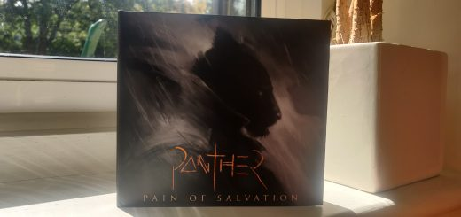 Pain of Salvation 'Panther' Album Cover