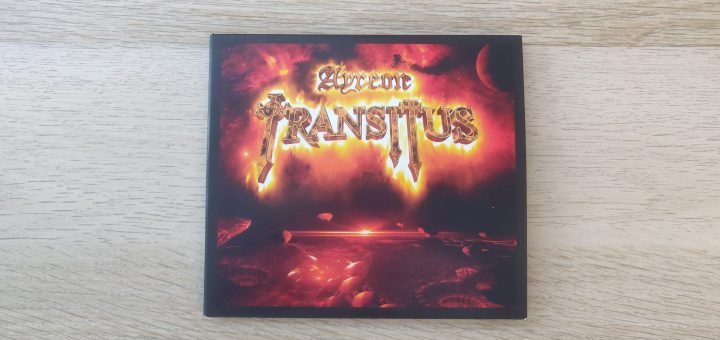 Ayreon 'Transitus' Album Cover