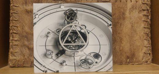 Pyramid Theorem 'Beyond the Exosphere' album cover