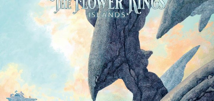 The Album Artwork for 'Islands' - Credit: The Flower Kings