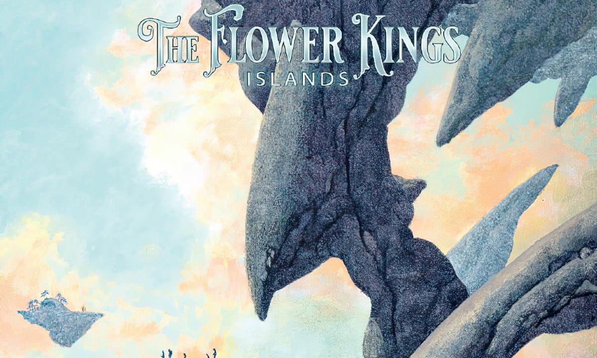 The Album Artwork for 'Islands' - Credit: The Flower Kings